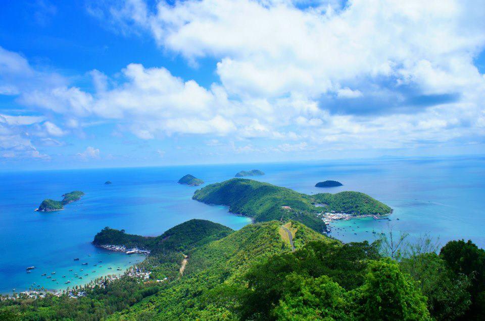 Những đảo du lịch còn nguyên sơ mà bạn nên đến thăm